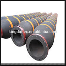 Anti - Static 12 Inch Flanged Submarine Floating Flexible Hose