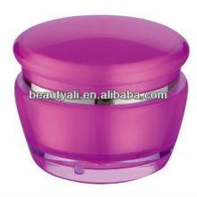 Acrylic Cream Jar