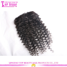 Wholesale Brazilian Virgin Hair Lace Top Closure