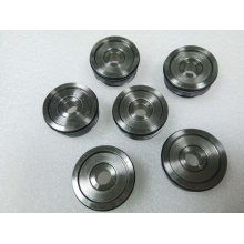 CNC Machined Metal Part Used in Wheelchair with High Precision and Quality