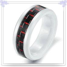 Fashion Jewelry Ceramic Ring Ceramic Jewelry (CR0016)