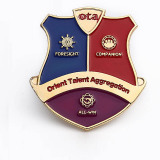 Custom Iron Soft Enamel Lapel Pin