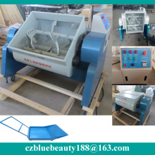 Laboratory Double Horizontal Shaft Cement Concrete Agitator