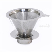 316 SS Micron Cone Coffee Dripper mesh