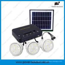 PV-Solaranlage für aus Netzgebiete