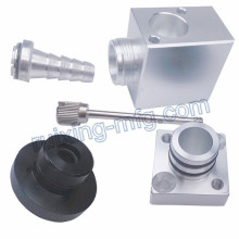Aluminum Valve Parts by CNC Machining