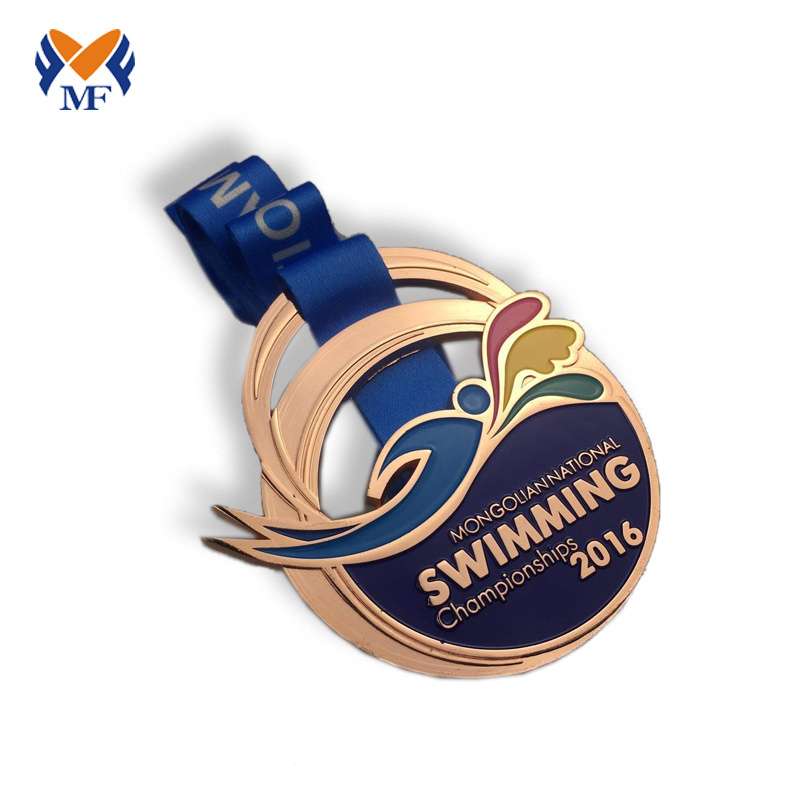 Swimming Sports Medals