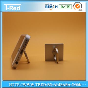Easy Install Phone Ring Kickstand Finger Ring Holder Accesorios universales reutilizables para teléfonos móviles