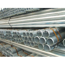 Q235 Steel Galvanized Pipe For Construction