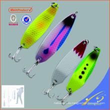 Cebos de la cuchara del señuelo de la pesca de la venta SNL032