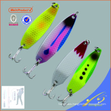 SNL032 Hot sell fishing lure spoon baits