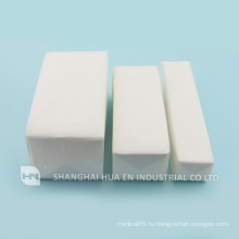 Горячие продавцы 4x4 дюймовые одноразовые нетканые марлевые губки