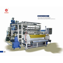 1500mm Co-penyemperitan sepanjang filem plastik Wrapping Equipment