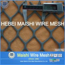 Extruded HDPE plastic mesh netting Garden plastic net