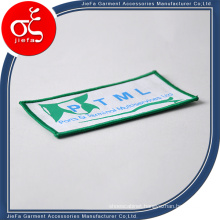 Custom High Quality Merrow Edge Woven Patches