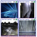4pcs x 10W RGBW 4in1 narrow beam led spot lights