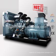 Coloque el generador eléctrico de 640kw Alemania precio 800KVA hombre diesel generador