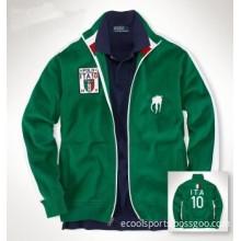 100% Cotton Polo Jacket (P013)