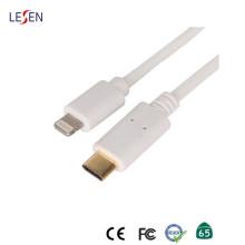 Câble USB3.1 Type C vers Lightning