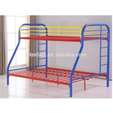 Utilisation spécifique de lit de maison Employez les lits superposés en métal bon marché pour la conception d'enfants