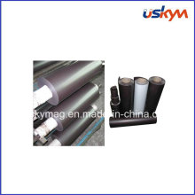 Isotropic Rubber Magnet Roll, PVC Magnet Roll