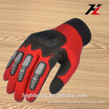 newest product mechanical handing gloves, protective hand gloves