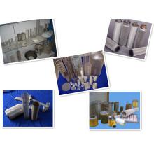 Mechanische Geräte und gefaltete Filterelemente