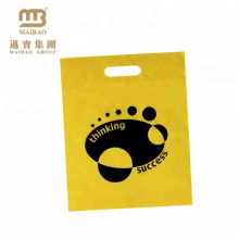 direct factory price ldpe die cut plastic bag