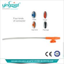 Catéter de succión de PVC desechable