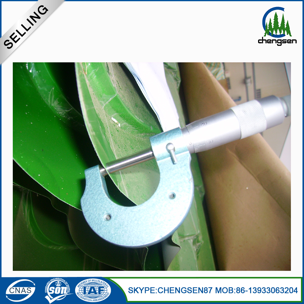 Synthetic Spanish Plastic Roofing Sheet
