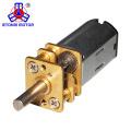 low price fingerprint lock remote switch 12mm dc mini motor 3v 60rpm with encoder