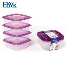 Easylock Frozen Microondas Plastic Crisper
