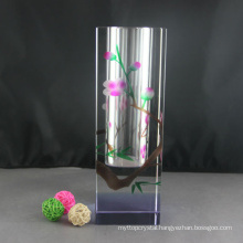 beautiful Crystal Vase for wedding decorations,crystal home decoration,crystal gifts