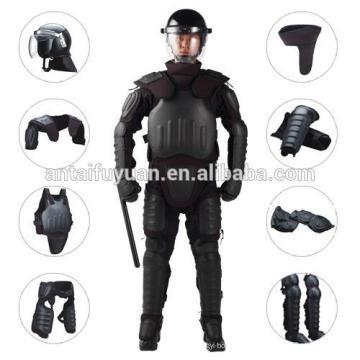 VOLLSTÄNDIGER SCHUTZ Anti-Riot Gear-Schutzkleidung