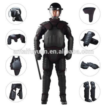 PROTEÇÃO COMPLETA Anti-Riot Gear anti-motim body armour uniform