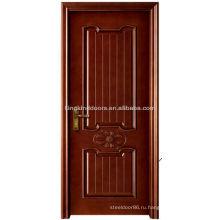 Белый, живопись высокого качества классической роскоши Serie древесины в помещении дверь MO - 315K