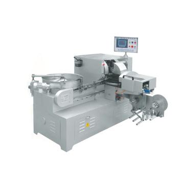 Machine à emballer les bonbons à double torsion