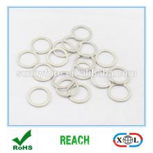 Малый размер кольца неодимовые магниты на продажу