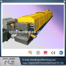 2015 Heißer Verkaufs-Produkt-Metalldach-Downpipe / Downspout Rollen-Umformmaschinen-Hersteller in China
