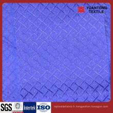 Polyester Bleu Tae Kwon Do Tissu