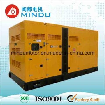 Silent 220kw Weichai Diesel Generator Set