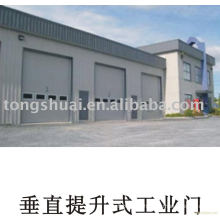 electric sectional door