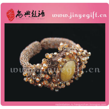 Гуанчжоу Последний Элегантная Виктория Драгоценный Кристалл Крючком Ювелирных Изделий