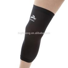 Manga profesional de la rodilla del apoyo profesional del deporte del tonelero para mantener la aptitud