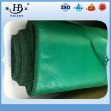 Fiberglass fabric coated with pvc against water and fire