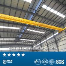 workshop used single girder overhead crane/bridge overhead crane/overhead travelling crane