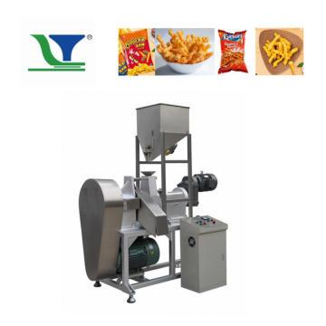 Automatic Rotary Head Extruder Kurkure Cheetos Extruder