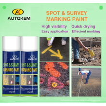 Survey & Spot Marking Paint, Site Marking Lack, Inverted Marking Lack, Aerosol Markierung Farbe
