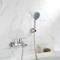 Wall mount shower wall hot cold mixer tap faucet