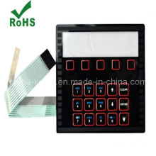 Waterproof Push Button Membrane Keypads